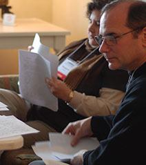 Stephen Dunn Poetry Workshop