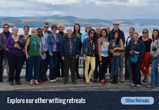 Explore our other writing retreats. View retreats.