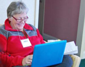 Writer in NJ workshop
